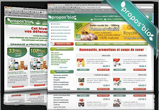 Webdesign, développement et communication